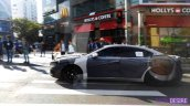 2017 Hyundai Grandeur (2017 Hyundai Azera) profile spy shot