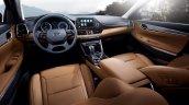 2017 Hyundai Grandeur (Hyundai Azera) interior