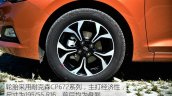 2017 Hyundai Verna alloys from China