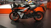 2017 KTM RC 390 new paint profile INTERMOT 2016
