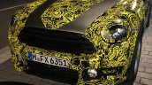 2017 MINI Countryman front fascia spy shot