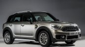 2017 MINI Countryman plug-in hybrid front three quarters