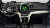 2017 MINI Countryman plug-in hybrid interior