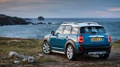 2017 MINI Countryman rear three quarters