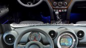 2017 Mini Countryman vs 2014 Mini Countryman dashboard