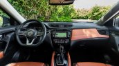 2017 Nissan Rogue (facelift) interior