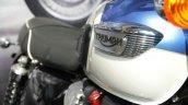 2017 Triumph Bonneville T100 fuel tank third image