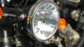 2017 Triumph Bonneville T100 headlamp
