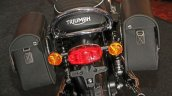 2017 Triumph Bonneville T100 tail lamp