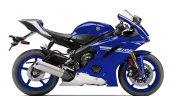 2017 Yamaha YZF-R6 Team Yamaha Blue profile