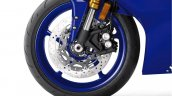 2017 Yamaha YZF-R6 front wheel and disc brake