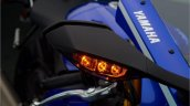 2017 Yamaha YZF-R6 rearview mirror