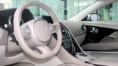 Aston Martin DB11 interior in India