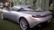 Aston Martin DB11 rear three quarter in India