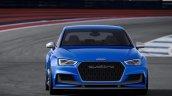 Audi A3 clubsport quattro concept front