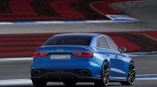 Audi A3 clubsport quattro concept rear three quarters