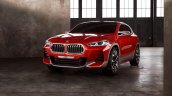 BMW Concept X2 front three quarters