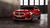 BMW Concept X2 front three quarters