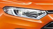 Ford EcoSport Black Signature Edition black out headlamp