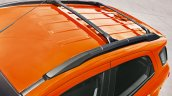 Ford EcoSport Black Signature Edition cross bar