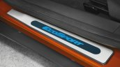 Ford EcoSport Black Signature Edition LED Scuff Plates