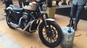 Harley Davidson Iron 883 with TYRE PROTECTOR