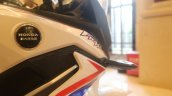 Honda CBF190X Honda logo