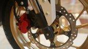 Honda CBF190X front disc brake
