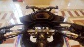 Honda CBF190X instrument panel
