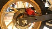 Honda CBF190X rear disc brake