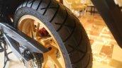 Honda CBF190X tyre