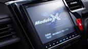 Honda StepWGN Modulo X Kit infotainment touchscreen launched Japan