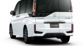 Honda StepWGN Modulo X Kit rear launched Japan