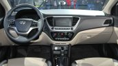 Hyundai Verna RV dashboard debut