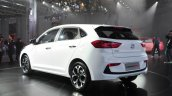 Hyundai Verna RV rear quarters debut