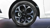 Hyundai Verna RV wheel debut
