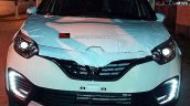 India-bound Renault Captur (Kaptur) front photographed