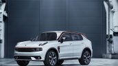 Lynk & Co 01 concept front three quarters