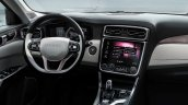 Lynk & Co 01 concept interior dashboard