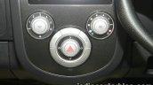 Mahindra E2O Plus AC Controls launched