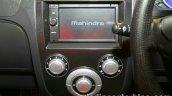 Mahindra E2O Plus center console launched