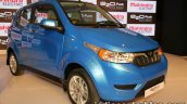 Mahindra E2O Plus front three quarter launched
