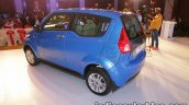 Mahindra E2O Plus rear three quarter launched