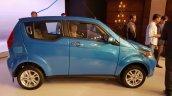 Mahindra E2O Plus side launched