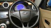 Mahindra E2O Plus steering wheel launched