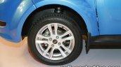 Mahindra E2O Plus wheel launched