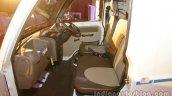 Mahindra e-Supro EV cabin launched