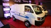 Mahindra e-Supro EV front three quarter launched