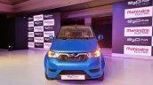 Mahindra e2o Plus (4-door e2o) front launched