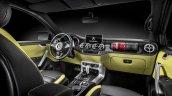Mercedes-Benz  Concept X-CLASS powerful adventurer interior dashboard